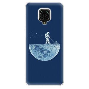 Odolné silikónové puzdro iSaprio - Moon 01 - Xiaomi Redmi Note 9 Pro / Note 9S