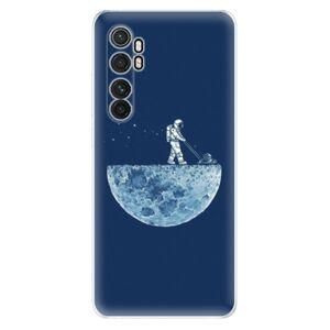 Odolné silikónové puzdro iSaprio - Moon 01 - Xiaomi Mi Note 10 Lite