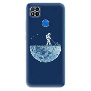Odolné silikónové puzdro iSaprio - Moon 01 - Xiaomi Redmi 9C