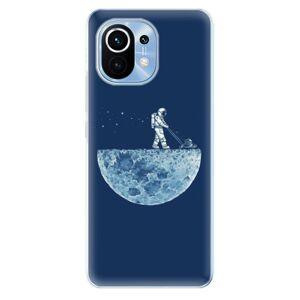 Odolné silikónové puzdro iSaprio - Moon 01 - Xiaomi Mi 11