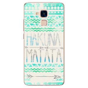 Plastové puzdro iSaprio - Hakuna Matata Green - Huawei Honor 7 Lite
