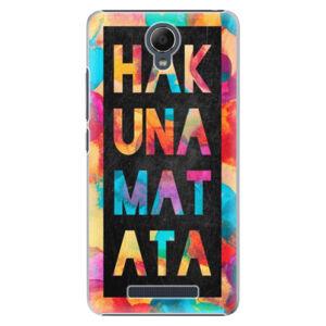 Plastové puzdro iSaprio - Hakuna Matata 01 - Xiaomi Redmi Note 2