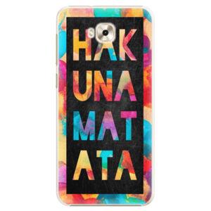 Plastové puzdro iSaprio - Hakuna Matata 01 - Asus ZenFone 4 Selfie ZD553KL