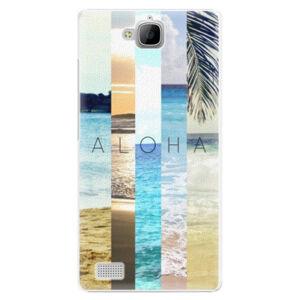 Plastové puzdro iSaprio - Aloha 02 - Huawei Honor 3C