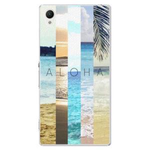 Plastové puzdro iSaprio - Aloha 02 - Sony Xperia Z1