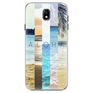 Plastové puzdro iSaprio - Aloha 02 - Samsung Galaxy J7 2017
