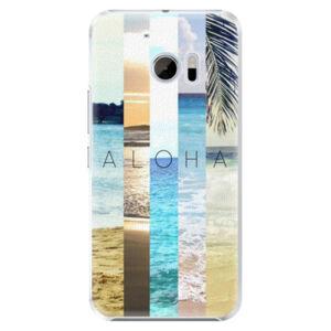Plastové puzdro iSaprio - Aloha 02 - HTC 10