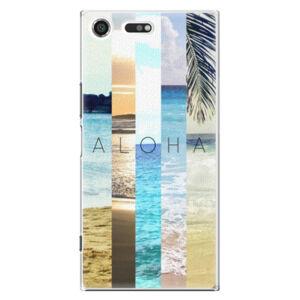 Plastové puzdro iSaprio - Aloha 02 - Sony Xperia XZ Premium