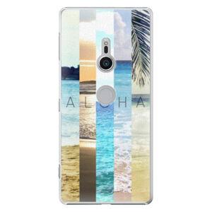 Plastové puzdro iSaprio - Aloha 02 - Sony Xperia XZ2