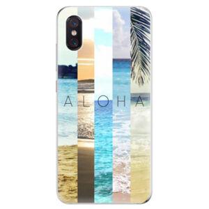Odolné silikonové pouzdro iSaprio - Aloha 02 - Xiaomi Mi 8 Pro