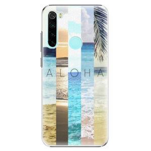 Plastové puzdro iSaprio - Aloha 02 - Xiaomi Redmi Note 8