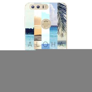 Odolné silikónové puzdro iSaprio - Aloha 02 - Huawei Honor 8