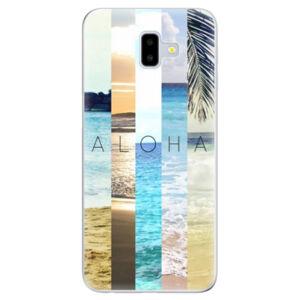 Odolné silikónové puzdro iSaprio - Aloha 02 - Samsung Galaxy J6+