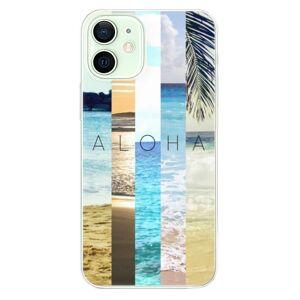 Odolné silikónové puzdro iSaprio - Aloha 02 - iPhone 12 mini