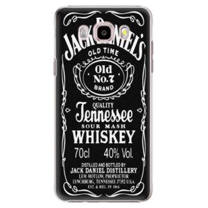 Plastové puzdro iSaprio - Jack Daniels - Samsung Galaxy J5 2016