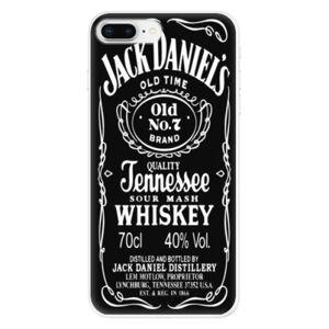 Silikónové puzdro iSaprio - Jack Daniels - iPhone 8 Plus