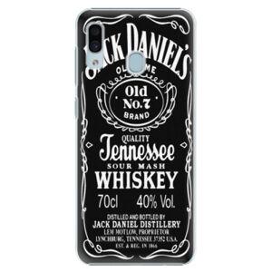 Plastové puzdro iSaprio - Jack Daniels - Samsung Galaxy A30