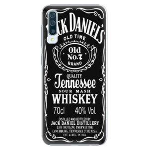 Plastové puzdro iSaprio - Jack Daniels - Samsung Galaxy A50