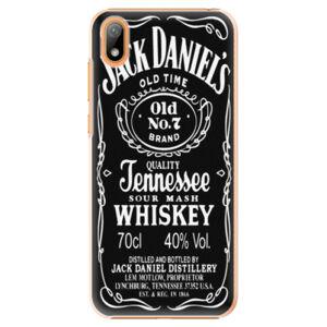 Plastové puzdro iSaprio - Jack Daniels - Huawei Y5 2019