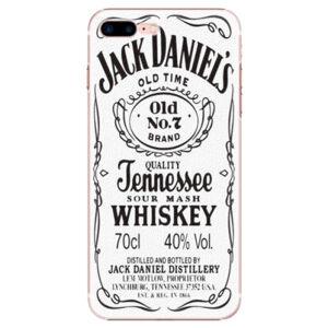 Plastové puzdro iSaprio - Jack White - iPhone 7 Plus