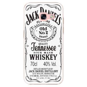 Plastové puzdro iSaprio - Jack White - Samsung Galaxy A3 2017
