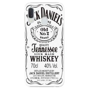 Plastové puzdro iSaprio - Jack White - Samsung Galaxy A20e