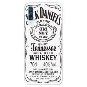 Plastové puzdro iSaprio - Jack White - Samsung Galaxy A50
