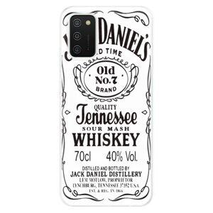 Odolné silikónové puzdro iSaprio - Jack White - Samsung Galaxy A02s