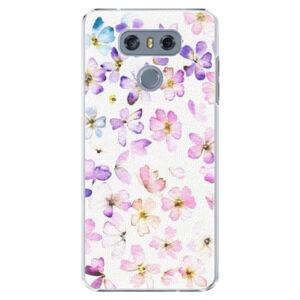 Plastové puzdro iSaprio - Wildflowers - LG G6 (H870)