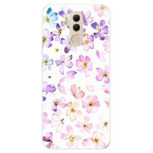 Silikónové puzdro iSaprio - Wildflowers - Huawei Mate 20 Lite