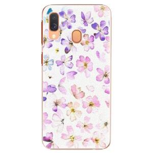 Plastové puzdro iSaprio - Wildflowers - Samsung Galaxy A40