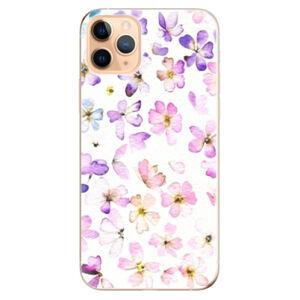 Odolné silikónové puzdro iSaprio - Wildflowers - iPhone 11 Pro Max