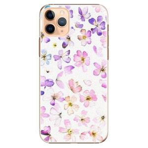 Plastové puzdro iSaprio - Wildflowers - iPhone 11 Pro Max