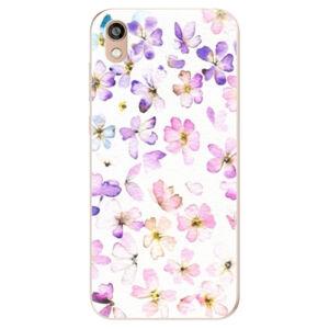 Odolné silikónové puzdro iSaprio - Wildflowers - Huawei Honor 8S