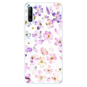 Odolné silikónové puzdro iSaprio - Wildflowers - Huawei P Smart Pro
