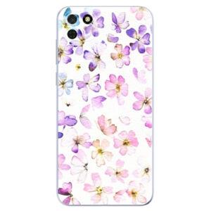 Odolné silikónové puzdro iSaprio - Wildflowers - Huawei Y5p