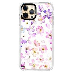Silikónové puzdro Bumper iSaprio - Wildflowers - iPhone 12 Pro Max