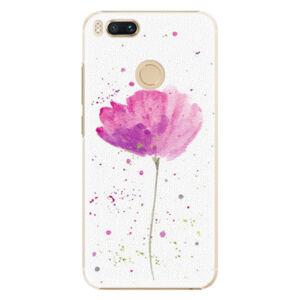Plastové puzdro iSaprio - Poppies - Xiaomi Mi A1
