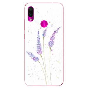 Odolné silikonové pouzdro iSaprio - Lavender - Xiaomi Redmi Note 7
