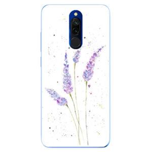 Odolné silikónové puzdro iSaprio - Lavender - Xiaomi Redmi 8