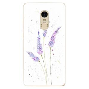 Odolné silikónové puzdro iSaprio - Lavender - Xiaomi Redmi Note 4