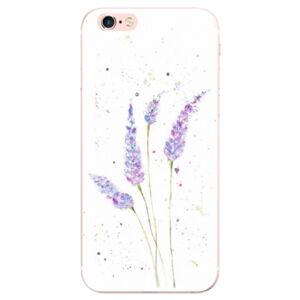 Odolné silikónové puzdro iSaprio - Lavender - iPhone 6 Plus/6S Plus