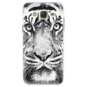 Plastové puzdro iSaprio - Tiger Face - Samsung Galaxy Core Prime