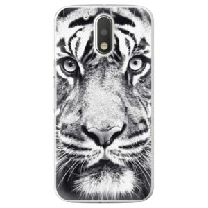 Plastové puzdro iSaprio - Tiger Face - Lenovo Moto G4 / G4 Plus