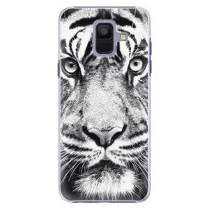 Plastové puzdro iSaprio - Tiger Face - Samsung Galaxy A6