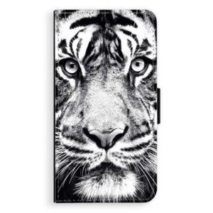 Flipové puzdro iSaprio - Tiger Face - Huawei P10 Plus