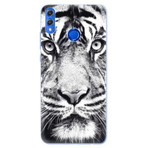 Silikónové puzdro iSaprio - Tiger Face - Huawei Honor 8X