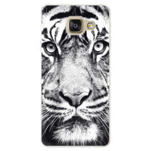 Silikónové puzdro iSaprio - Tiger Face - Samsung Galaxy A5 2016