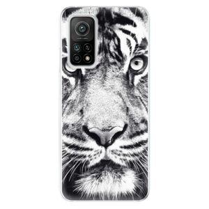 Odolné silikónové puzdro iSaprio - Tiger Face - Xiaomi Mi 10T / Mi 10T Pro