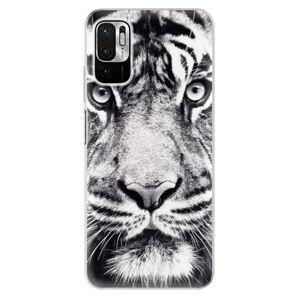 Odolné silikónové puzdro iSaprio - Tiger Face - Xiaomi Redmi Note 10 5G